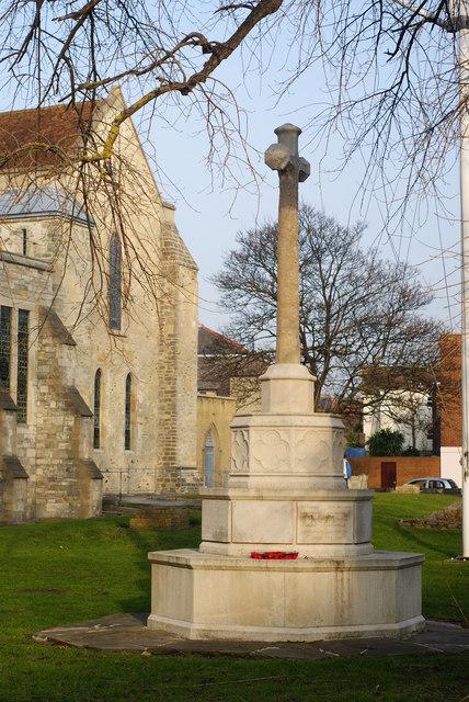 War Memorial, Portsmouth