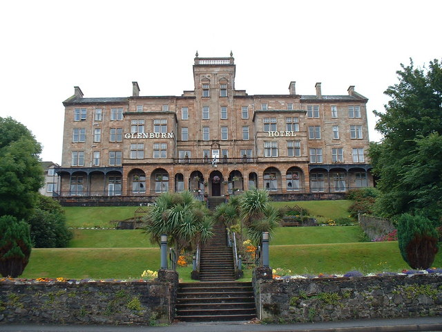 Glenburn Hotel, Rothesay