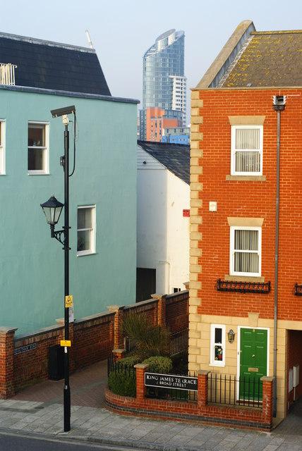 Feltham Row, Portsmouth