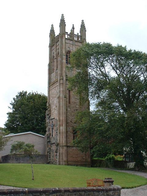 Church Tower, Mountstuart Road