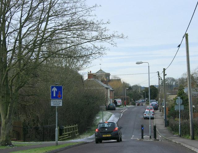2010 : B3099 Dilton Marsh