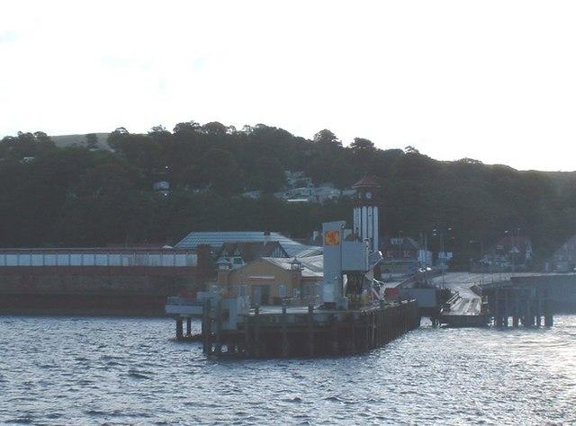 Wemyss Bay Ferry Terminal