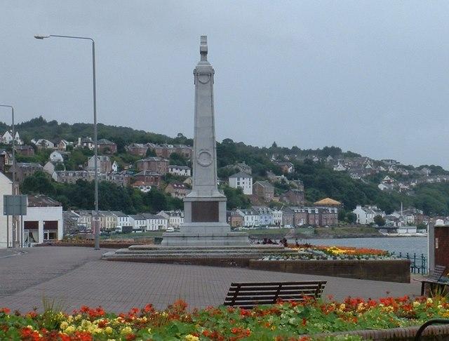 Gourock War Memorial