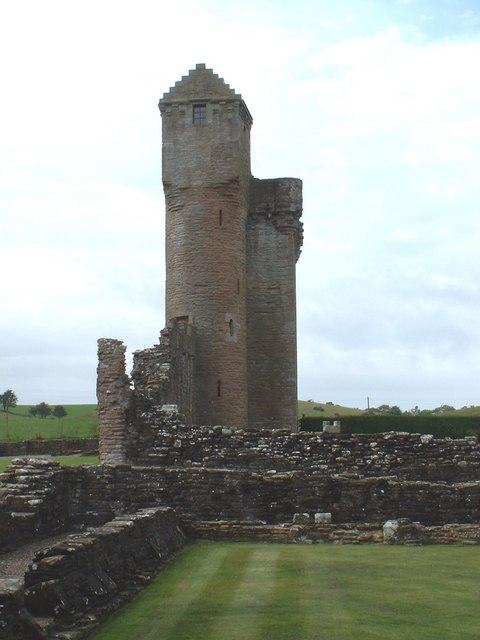 Crossraguel Abbey Gatehouse