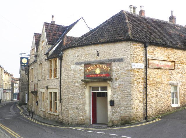 The Sun Inn, High Street, Frome