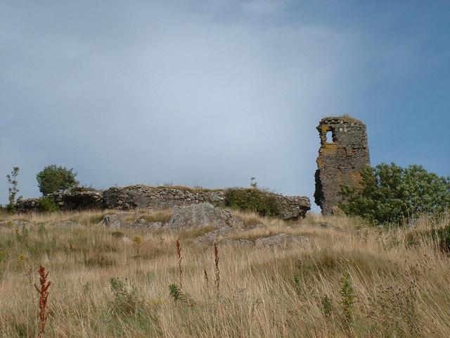 Ardstinchar Castle