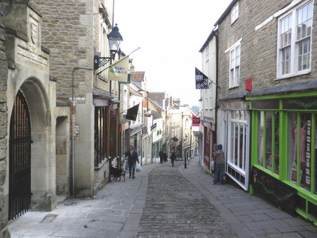 Catherine Street, Frome