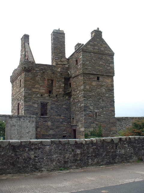 Carsluith Castle