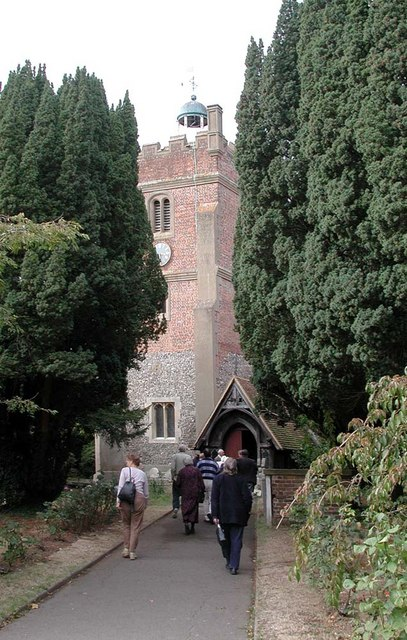 St Mary, Harmondsworth