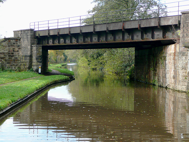 Bridge over the Trent and Mersey Canal at Colwich, Staffordshire