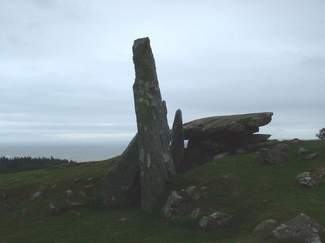 Cairnholy Cairn 2