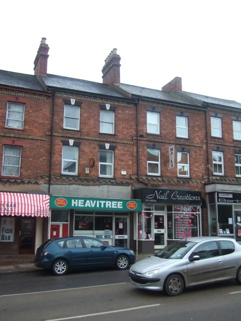 Heavitree Post Office