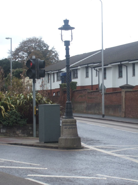 """The """"Gordon Lamp"""", Heavitree"""