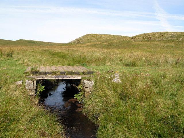 Bridge over Crook Burn