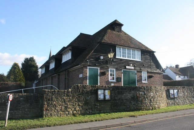 Hartfield Village Hall, High St, Hartfield
