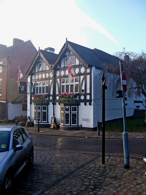 The Angel Inn, 24 Church Street
