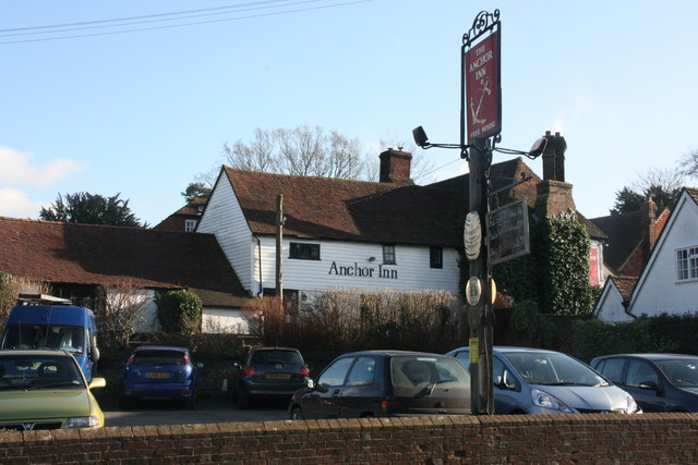 The Anchor Inn, High St, Hartfield