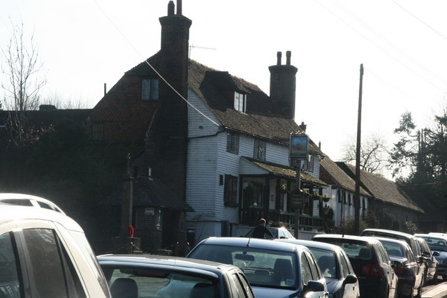 The Hay Waggon, High St, Hartfield