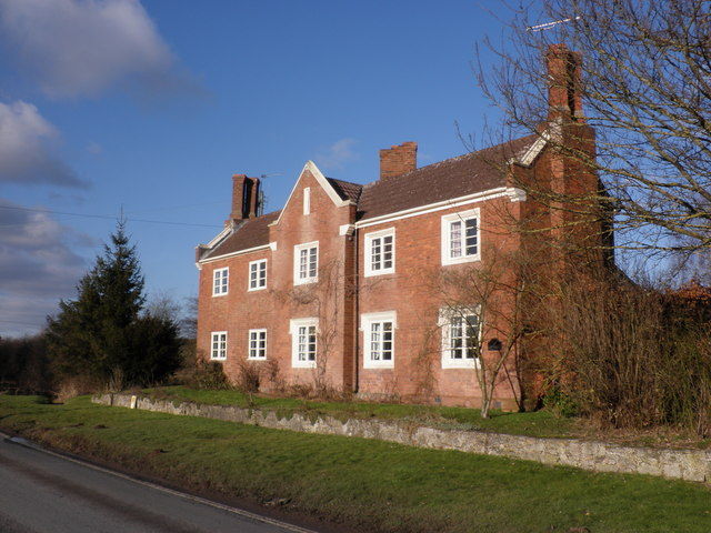 The Chimneys, Hampton Bishop