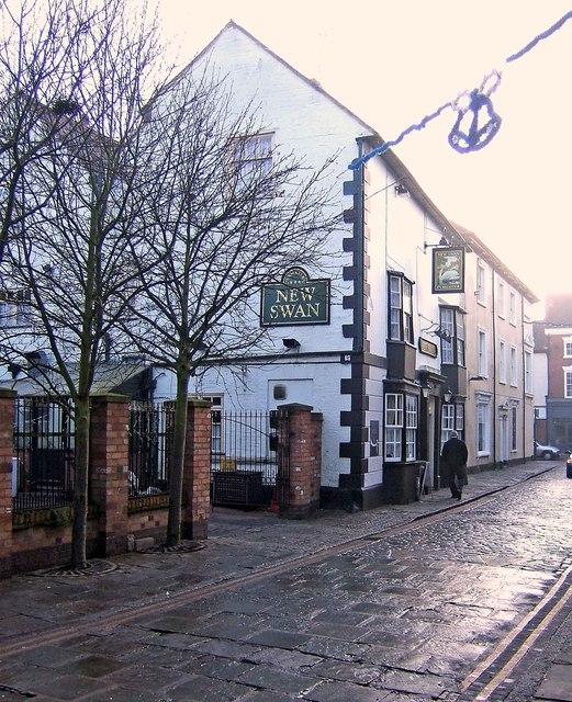 The New Swan, Church Street