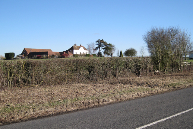 Hedge-cutting stopped here