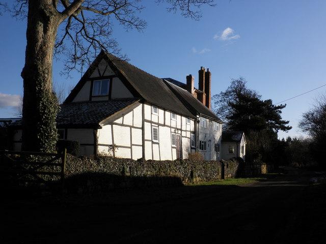 Cottages, Hampton Bishop