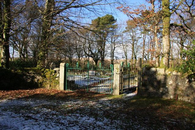Postbridge Cemetery