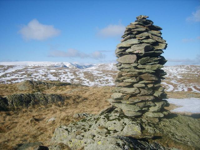 Cairn, Harrop Pike