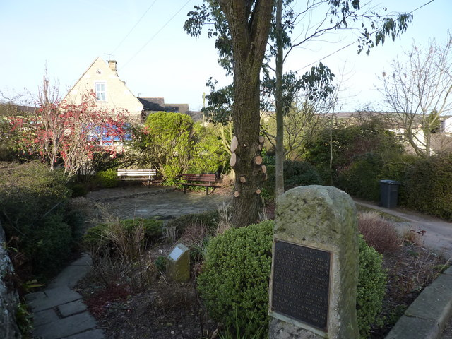 The Pinfold Garden, Hillfoot Road, Totley