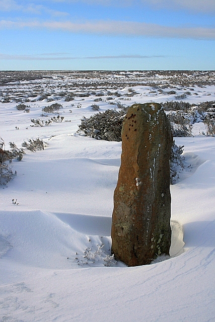 Standing Stone, Cockayne Ridge
