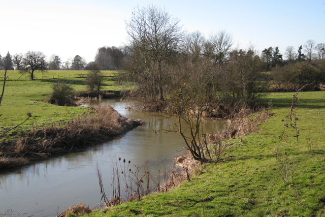 A meander of the Leam