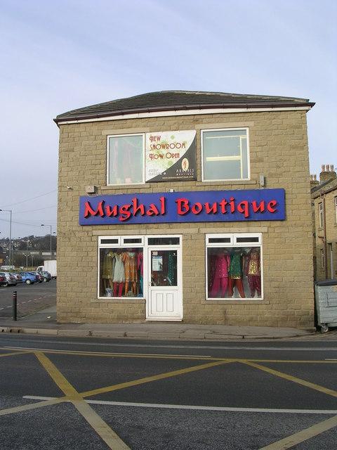 Mughal Boutique - Bradford Road