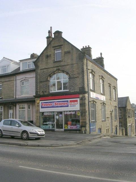Towler & Staines Calor Centre - Bradford Road