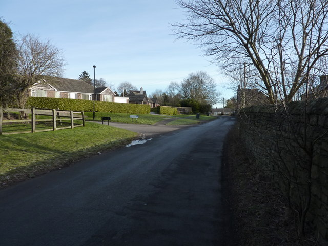 On Old Hay Lane, Dore