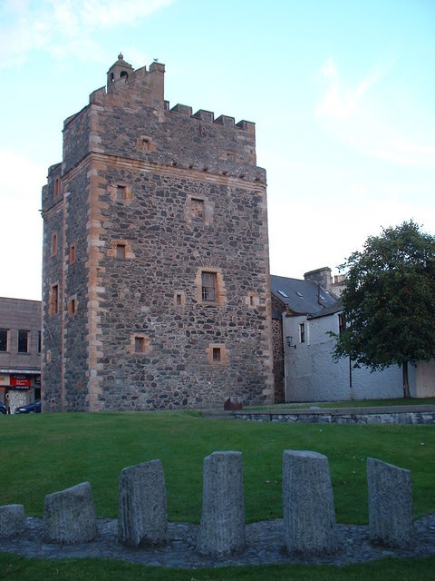 Castle of St John, Stranraer