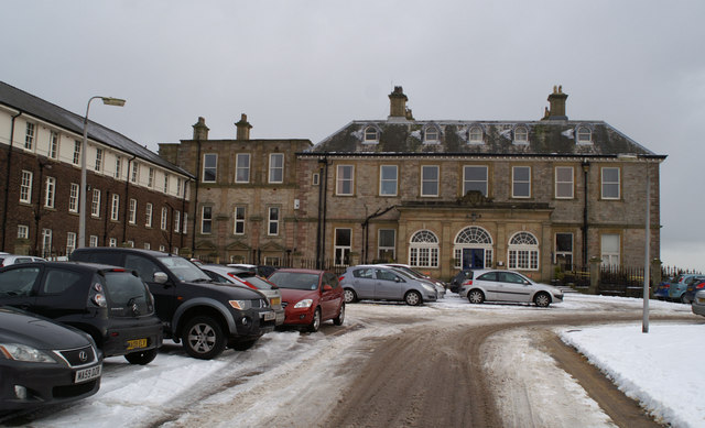 Wrightington Hall, Wrightington Hospital