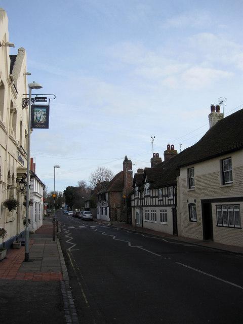 High Street, Westham