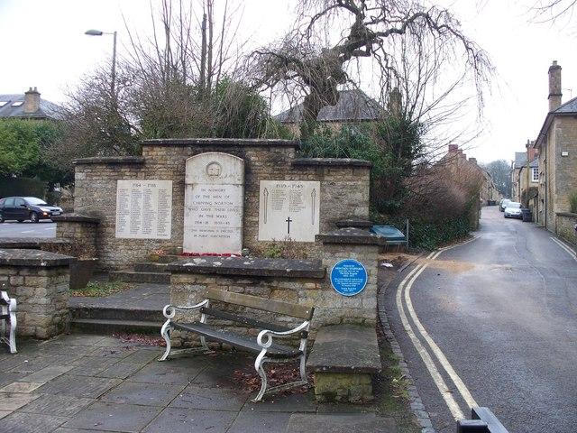 War Memorial, Chipping Norton