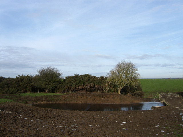 Mud and Ice, Castle Farm