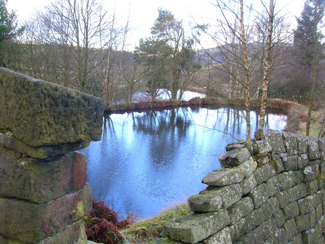 Mill Ponds at Lumbutts