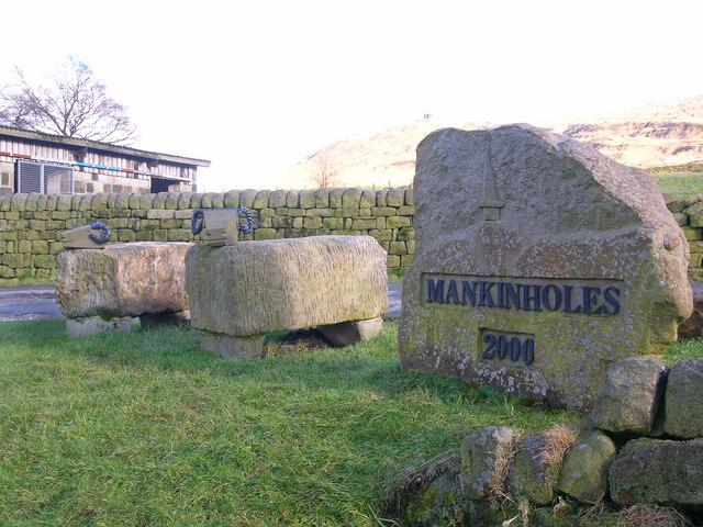 Millennium stones, Mankinholes