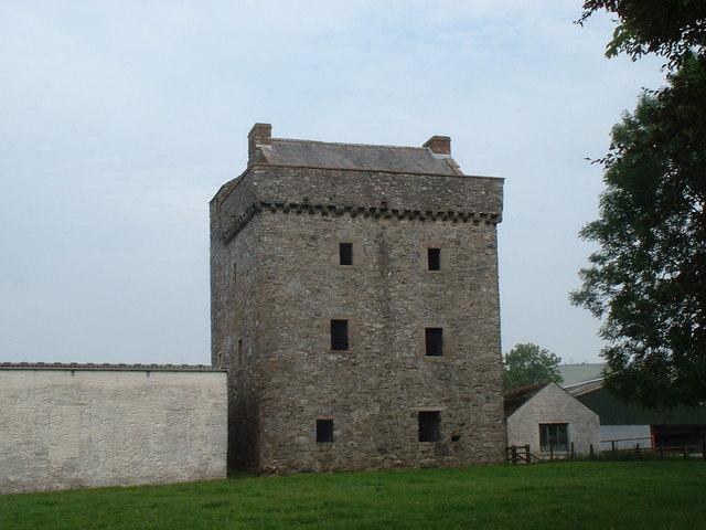 Drumcoltran Tower