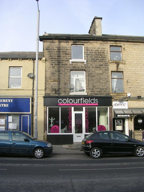colourfields - East Parade
