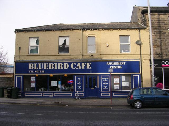 Bluebird Cafe & Amusement Centre - East Parade