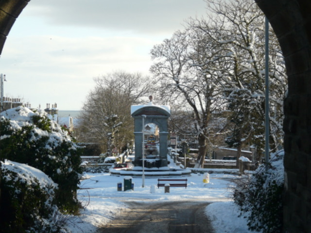Monument in Golspie