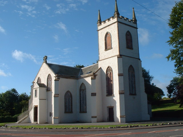 Kirkcowan Church