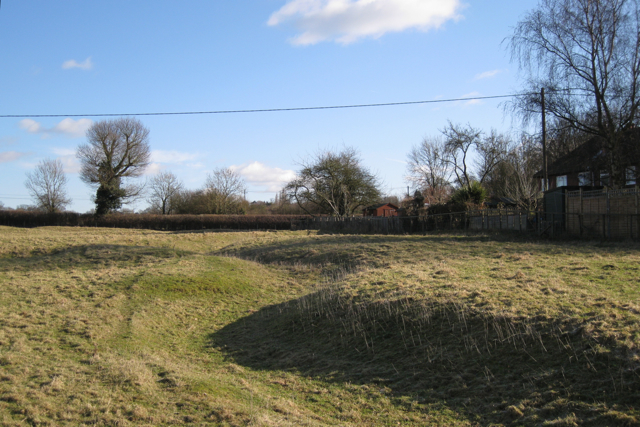 Ground behind cottages, Welsh Road