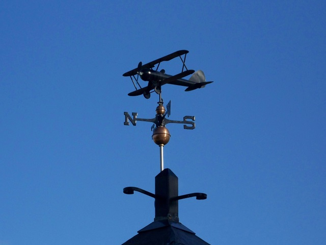 Weather vane, Shilton