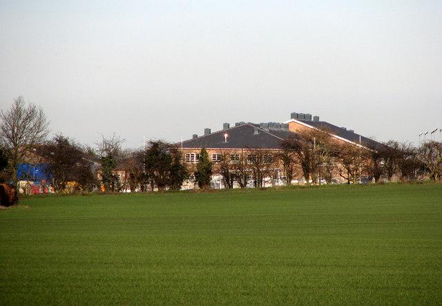 Netherhall School - the new buildings