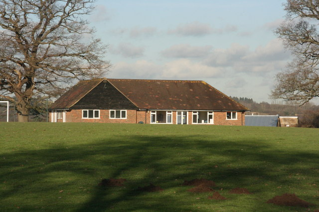 Hartfield Cricket Club Pavilion